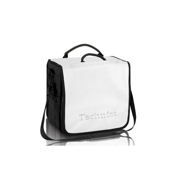 SAC DJ TECHNICS WHITE/SILVER