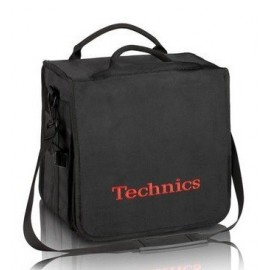 SAC DJ TECHNICS BLACK/RED