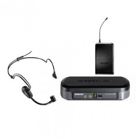 SHURE PG WIRELESS SYSTEM HEADSET