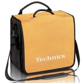 SAC A DOS DJ TECHNICS YELLOW