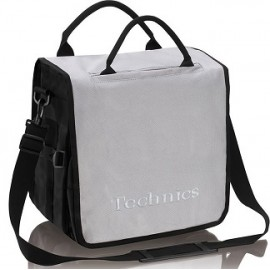 SAC DJ TECHNICS SILVER / GREY