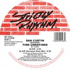DAN CURTIN presents TIME UNDEFINED***ALIVE