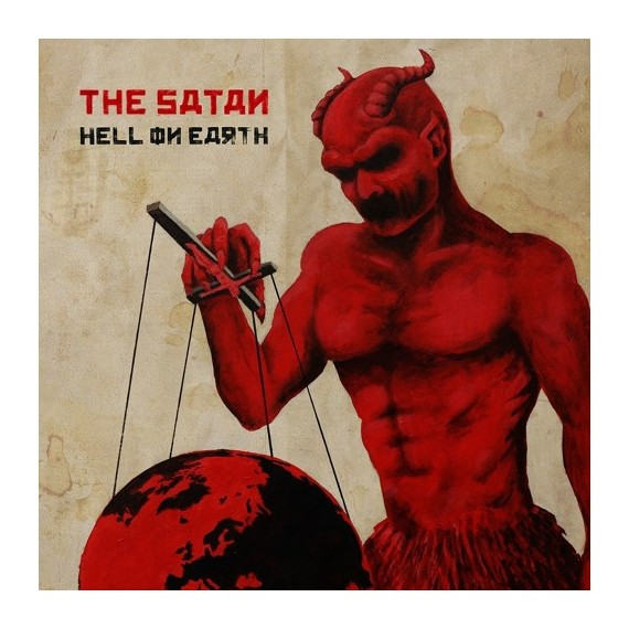 THE SATAN***HELL ON EARTH