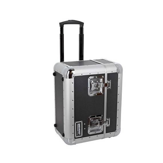 VALISE DE RANGEMENT POWER ACOUSTICS 70 VINYLES TROLLEY