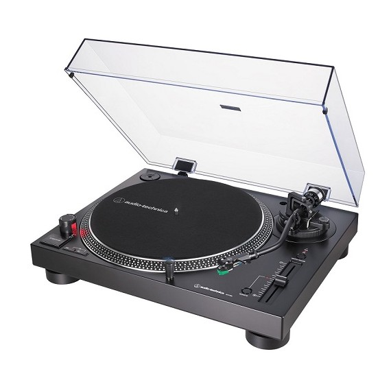 PLATINE AUDIO-TECHNICA AT-LP 120XUSBBK