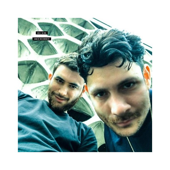 DAX J & UVB***KING OF THE SEWERS EP