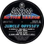 SAXXON***ACTION SAXXON : JUNGLE ODYSSEY