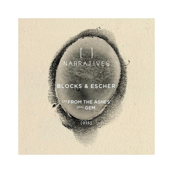 BLOCKS & ESCHER***FROM THE ASHES
