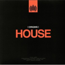 VARIOUS***MINISTRY OF SOUND - ORIGINS OF HOUSE