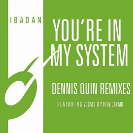 KERRI CHANDLER / JEROME SYDENHAM***YOU'RE IN MY SYSTEM