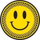 FEUTRINES TECHNICS HAPPY FACE X2
