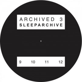SLEEPARCHIVE**ARCHIVED 3