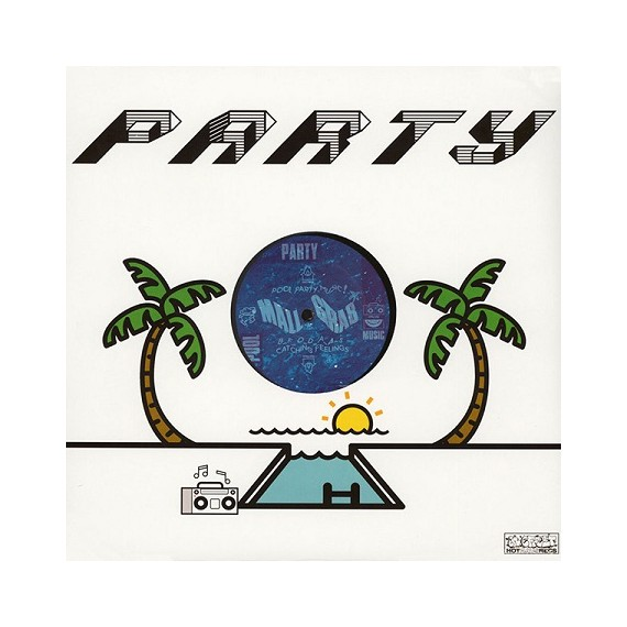 MALL GRAB***POOL PARTY EP