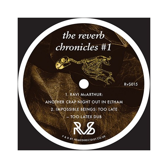 VARIOUS***THE REVERB CHRONICLES 1