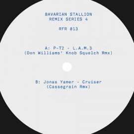 VARIOUS***BAVARIAN STALLION REMIX SERIES 4