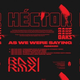 HECTOR OAKS***AS WE WERE SAYING
