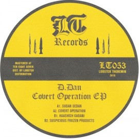 D.DAN***COVERT OPERATION EP
