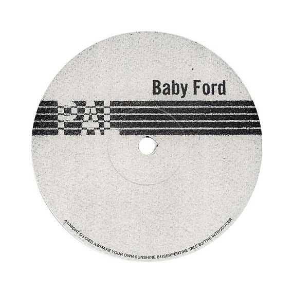 BABY FORD***BFORD 14