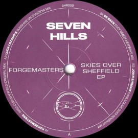 FORGEMASTERS***SKIES OVER SHEFFIELD EP