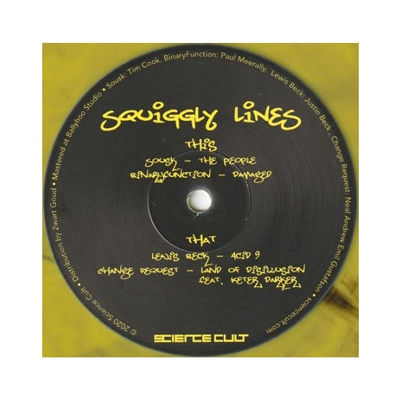 VARIOUS***SQUIGGLY LINES VOL.1