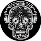 FEUTRINES TECHNICS SKULL BLACK X2