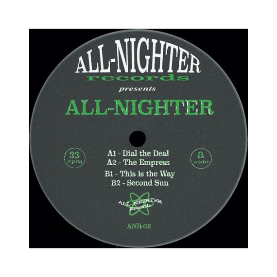 ALL NIGHTER***THIS IS THE WAY EP