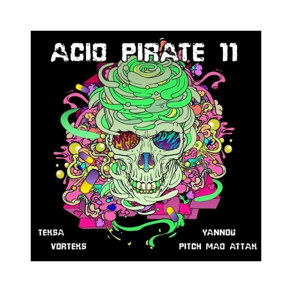 VARIOUS***ACID PIRATE 11