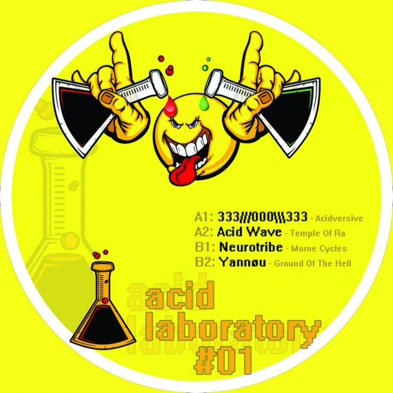 VARIOUS***ACID LABORATORY 01