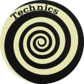 FEUTRINES TECHNICS SPIRAL BLACK / YELLOW  X2