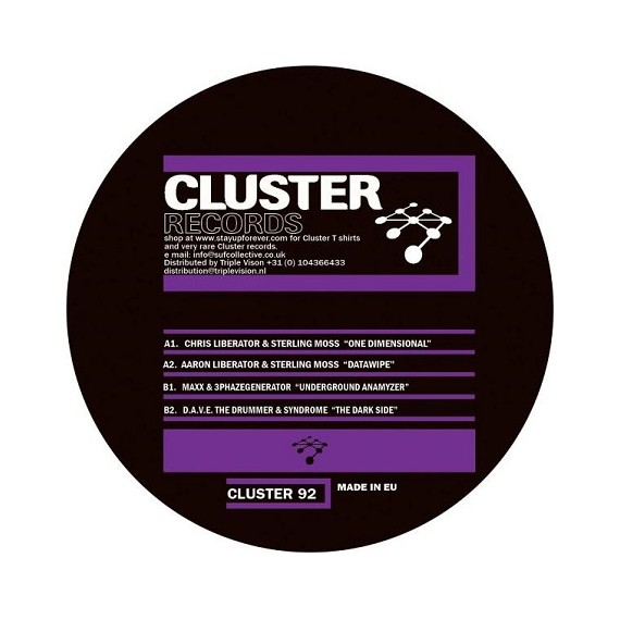VARIOUS***CLUSTER 92