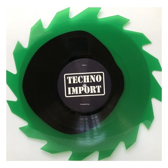 VARIOUS***TECHNO IMPORT 001