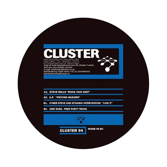 VARIOUS***CLUSTER 94