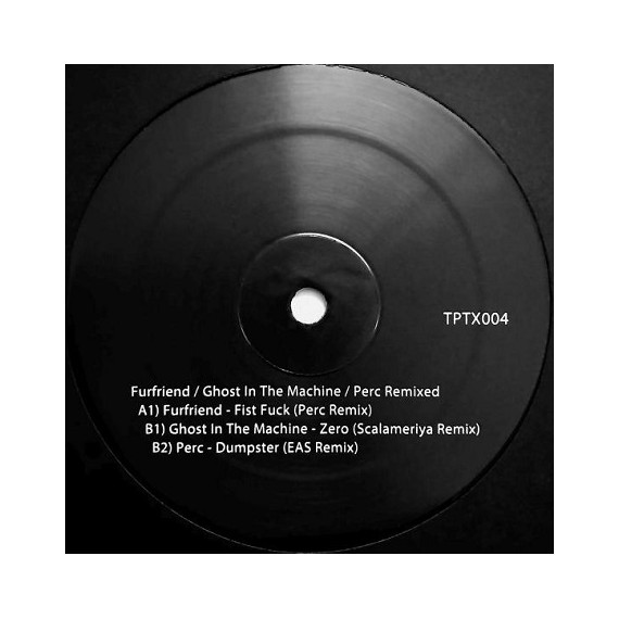 VARIOUS***FURFRIEND GHOST IN THE MACHINE & PZERC REMIXED