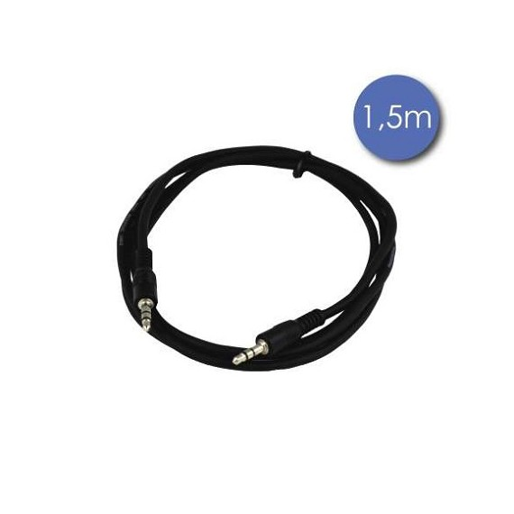 CABLES POWER ACOUSTICS MINI JACK STEREO MALE / MINI JACK STEREO MALE