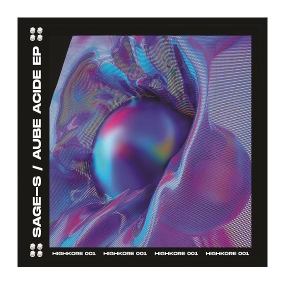 DJ SAGE-S***AUBE ACID EP