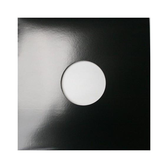 X1 POCHETTE CARTON 33T (BLACK)
