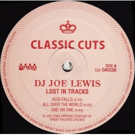 DJ JOE LEWIS***LOST IN TRACKS