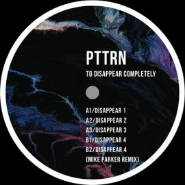 PTTRN***TO DISAPPEAR COMPLETELY