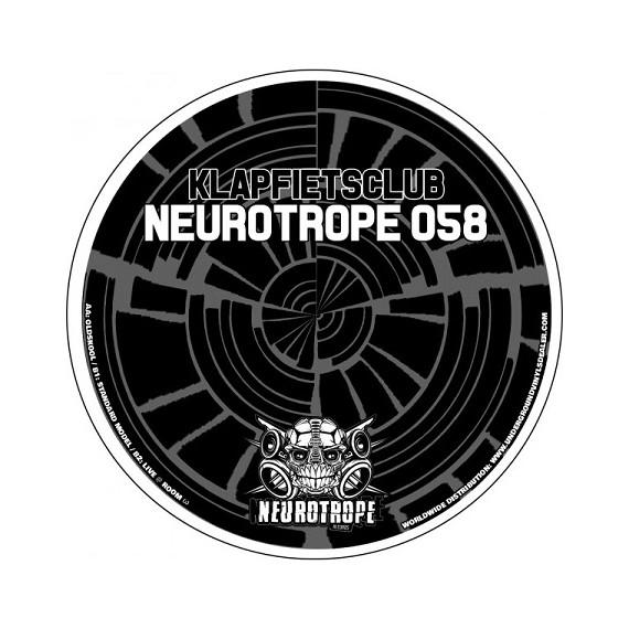 KLAPFIETSCLUB***NEUROTROPE 58