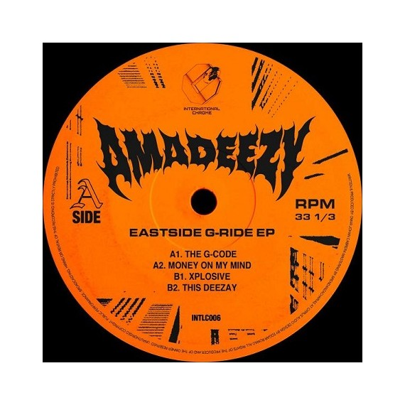 AMADEEZY***EASTSIDE G RIDE