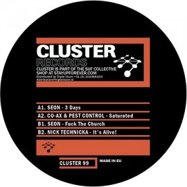 VARIOUS***CLUSTER 99