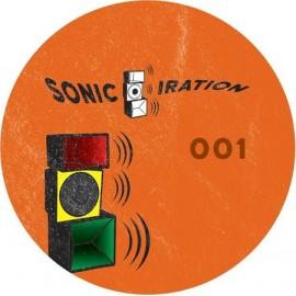 JAH SCOOP / BENJI 303***SONIC IRATION 001