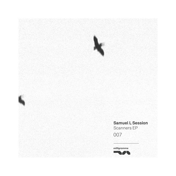 SAMUEL L SESSION***SCANNERS EP