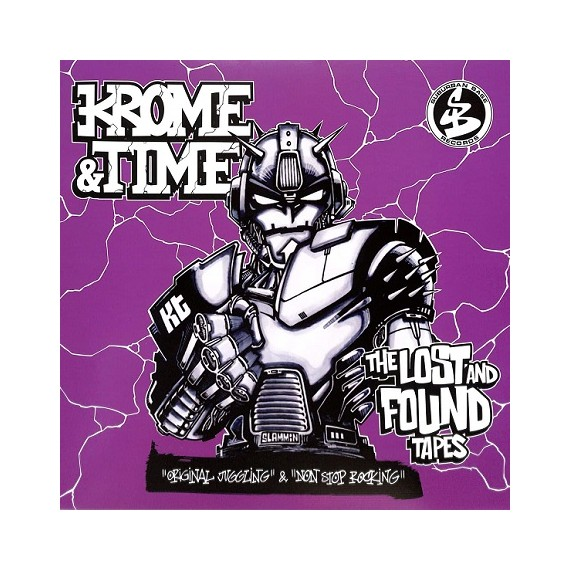 KROME & TIME***LOST & FOUND TAPES