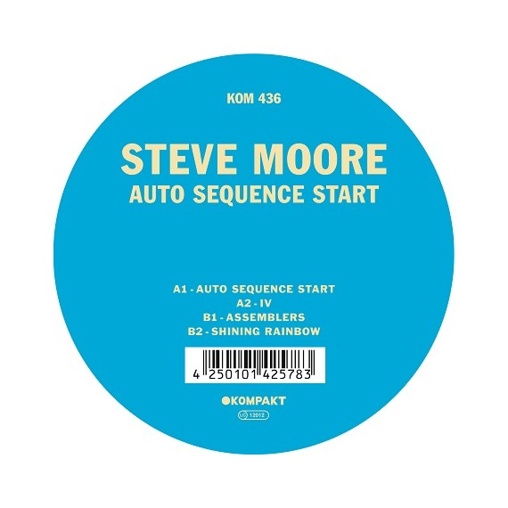 STEVE MOORE***AUTO SEQUENCE START
