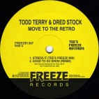 TODD TERRY & DRED STOCK***MOVE TO THE RETRO