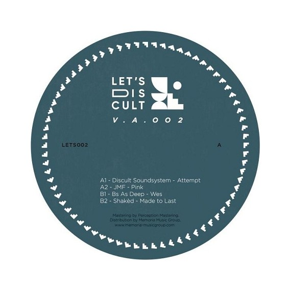 VARIOUS***LETS DISCULT 002