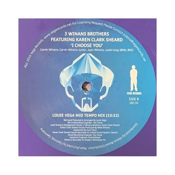 3 WINANS BROTHERS feat KAREN CLARK SHEARD