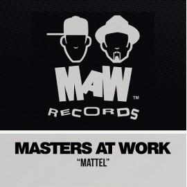 MASTERS AT WORK***MATTEL
