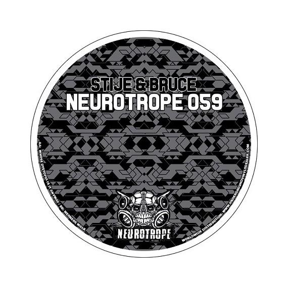 STIJE & BRUCE***NEUROTROPE 059